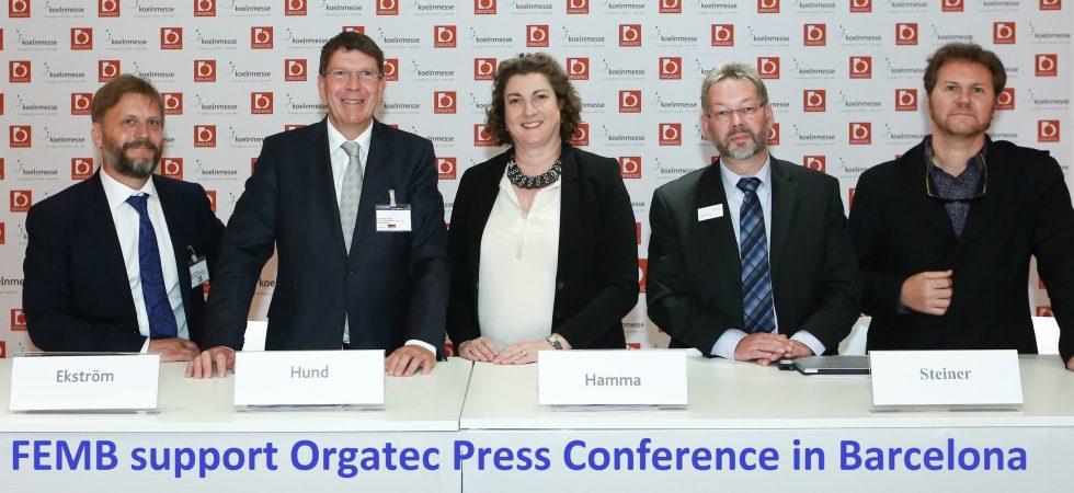 Orgatec Press Conference (5)