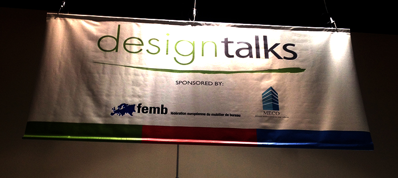 design talks banner